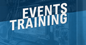 Events Training graphic